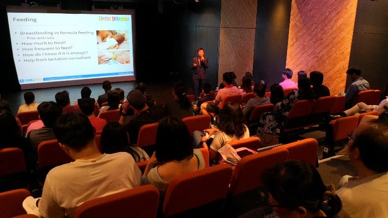 Feeding your Newborn explained by Dr Ong