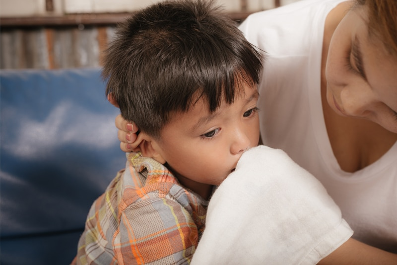 Approach To Child With Vomitting