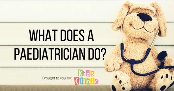 What Does A Paediatrician Do