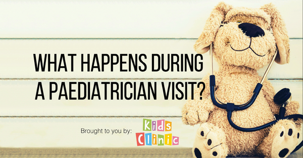 What Happens During A Paediatrican Visit