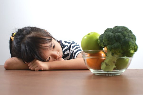 Toddler Picky Eater Fruit And Vegetables