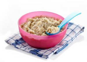 Iron-Fortified Cereal For Baby Weaning