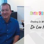 Kids Clinic New Paediatrician - Dr Leo