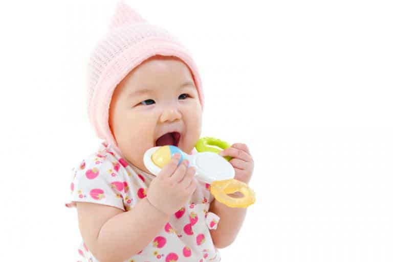 Baby Teething As A Sign Of Teeth Growth