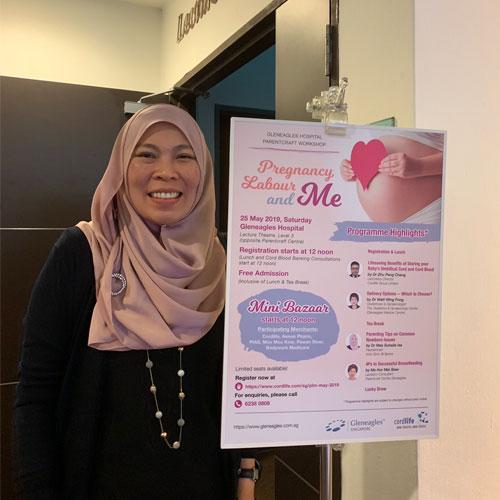 Dr Mas at Gleneagles' seminar