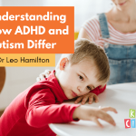 Differences Between ADHD And Autism In Children