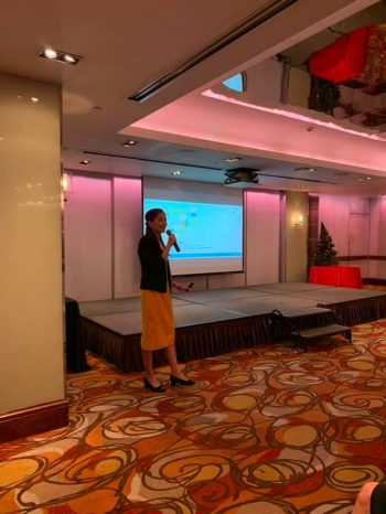Dr Chua was an invited speaker at the Baby World of Wonders seminar.- Kids Clinic Singapore