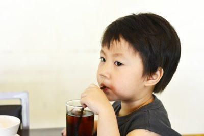 drinking-toddler