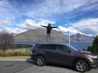 Gloria Goh Mumtrepreneur On Traveling with Toddlers
